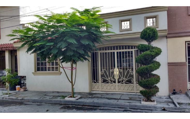 Foto de casa en venta en  , las puentes sector 14, san nicolás de los garza, nuevo león, 2043201 No. 01
