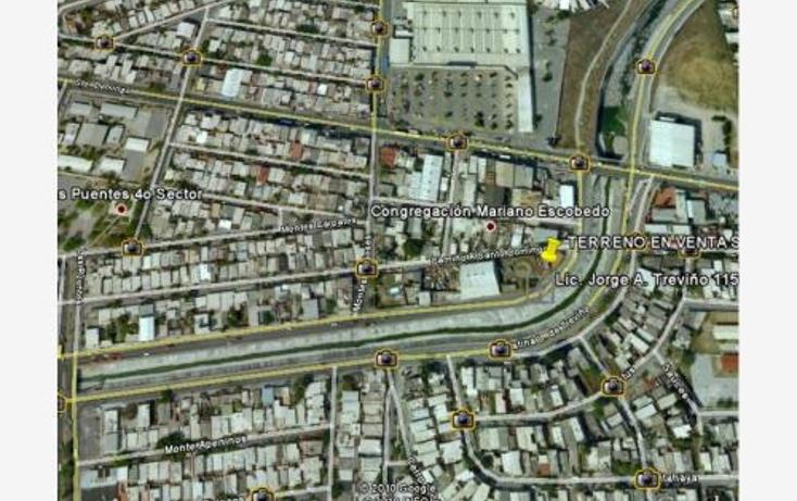 Foto de terreno comercial en venta en  , las puentes sector 3, san nicol?s de los garza, nuevo le?n, 399166 No. 02