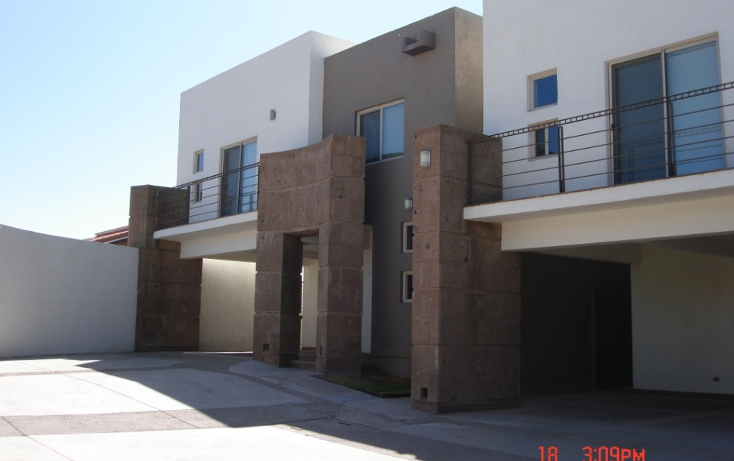 Foto de departamento en renta en  , las quintas, chihuahua, chihuahua, 1101227 No. 01