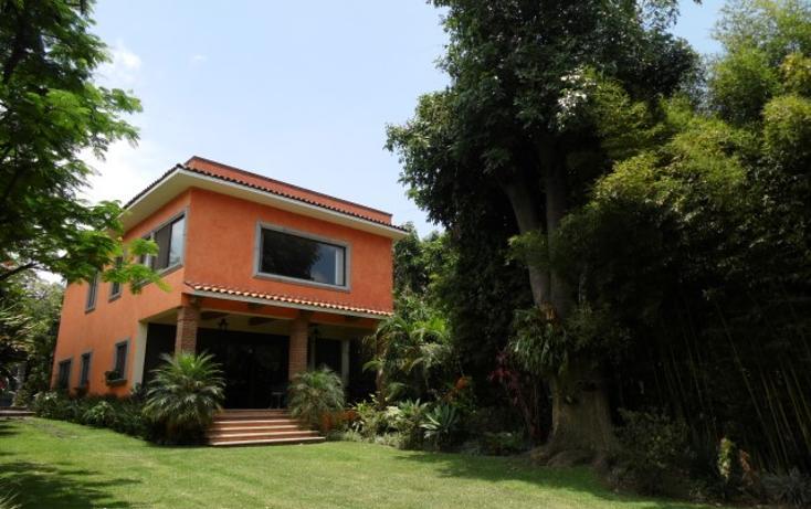 Foto de casa en renta en  , las quintas, cuernavaca, morelos, 1041099 No. 01