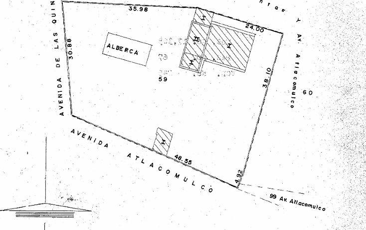 Foto de terreno comercial en venta en  , las quintas, cuernavaca, morelos, 1300147 No. 02