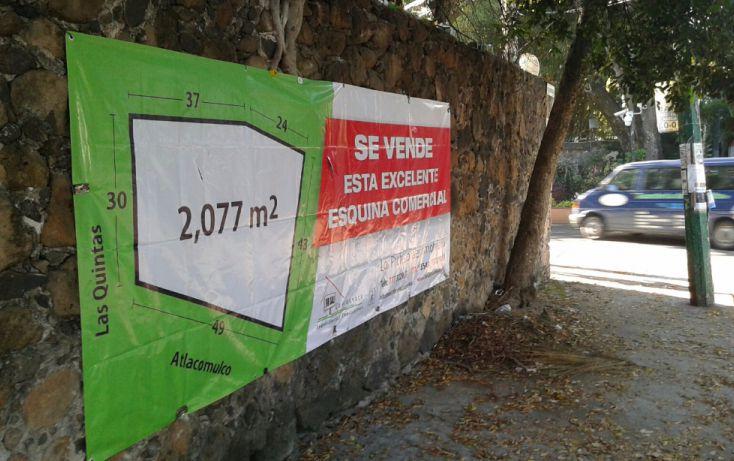 Foto de terreno comercial en venta en, las quintas, cuernavaca, morelos, 1300147 no 05