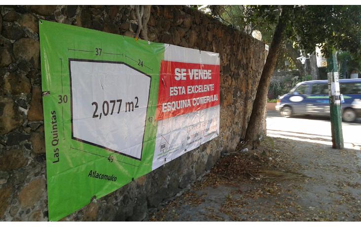 Foto de terreno comercial en venta en  , las quintas, cuernavaca, morelos, 1300147 No. 05