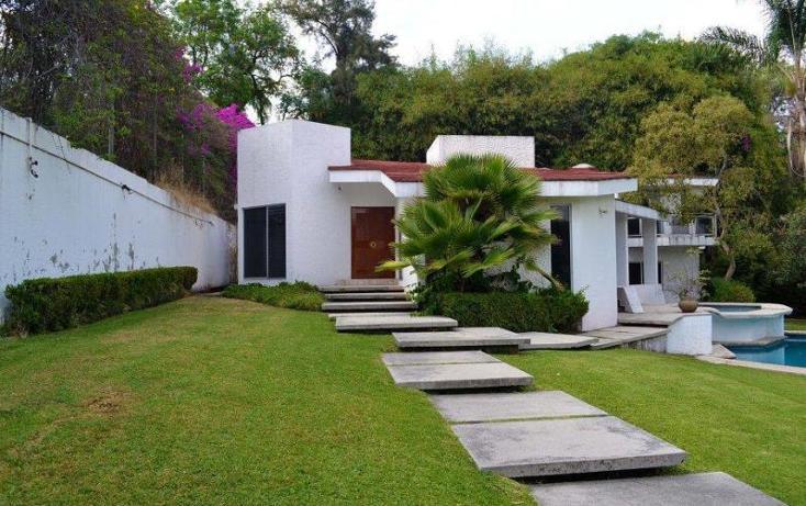 Foto de casa en venta en  , las quintas, cuernavaca, morelos, 1413669 No. 02