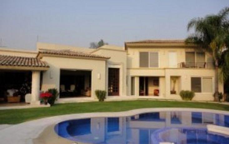 Foto de casa en venta en  , las quintas, cuernavaca, morelos, 1677932 No. 01