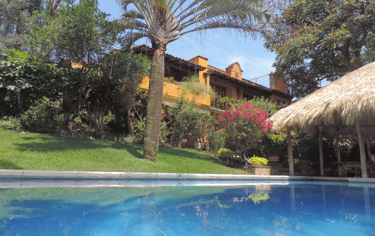 Foto de casa en venta en  , las quintas, cuernavaca, morelos, 1760656 No. 34