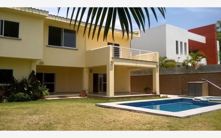 Foto de casa en renta en  , las quintas, cuernavaca, morelos, 1774982 No. 01