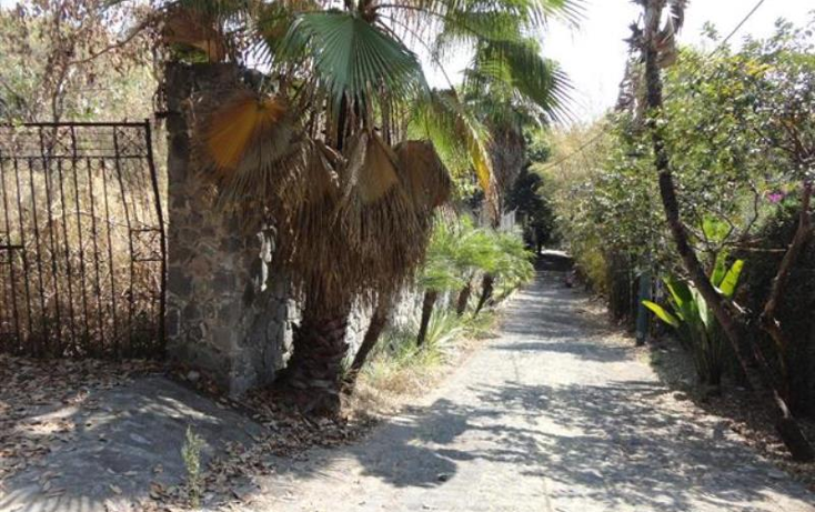 Foto de terreno habitacional en venta en - -, las quintas, cuernavaca, morelos, 2000224 No. 01