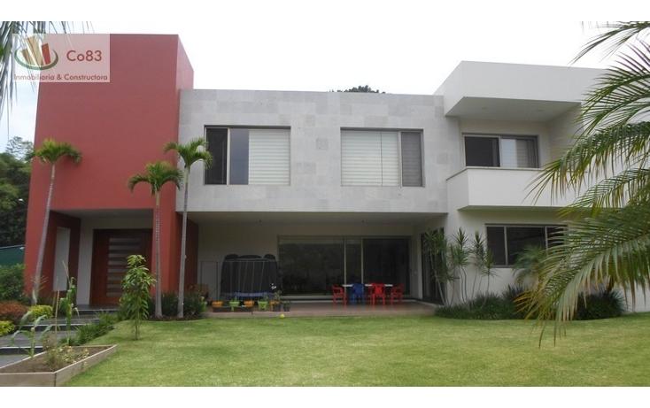 Foto de casa en venta en  , las quintas, cuernavaca, morelos, 510812 No. 02