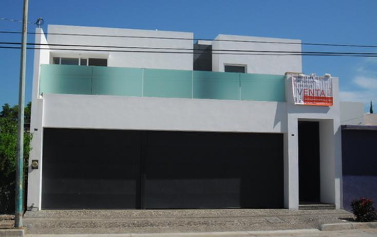 Foto de casa en venta en  , las quintas, culiacán, sinaloa, 1066907 No. 01