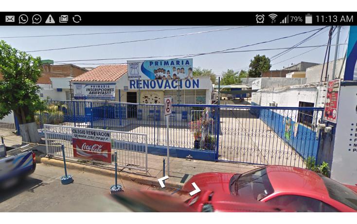 Foto de terreno comercial en venta en  , las quintas, culiacán, sinaloa, 1259681 No. 01