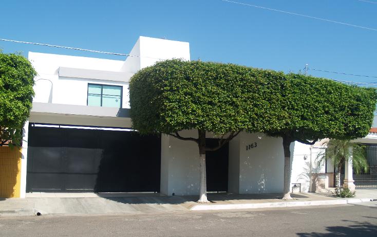 Foto de casa en venta en  , las quintas, culiac?n, sinaloa, 1544511 No. 01
