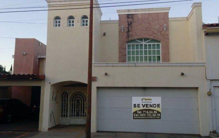 Foto de casa en venta en, las quintas, culiacán, sinaloa, 1772100 no 01