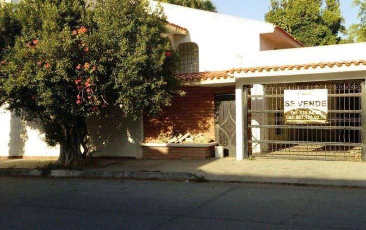 Foto de casa en venta en, las quintas, culiacán, sinaloa, 1779632 no 01