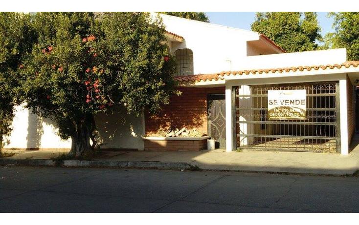 Foto de casa en venta en  , las quintas, culiacán, sinaloa, 1779632 No. 01