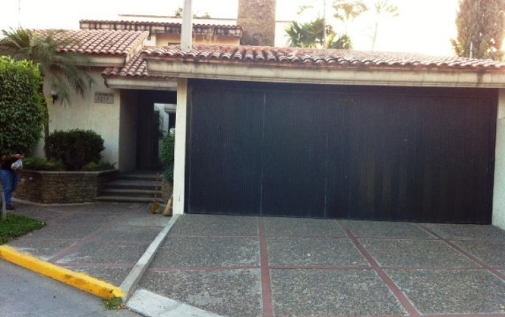Foto de casa en venta en  , las quintas, culiac?n, sinaloa, 1837512 No. 01