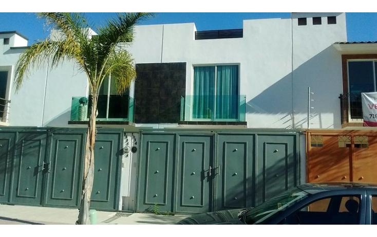 Foto de casa en venta en  , las quintas, le?n, guanajuato, 1548622 No. 01