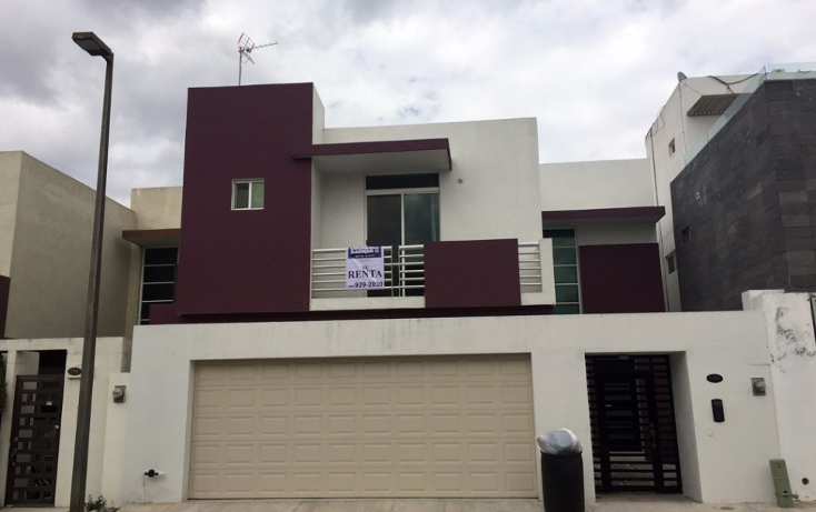 Foto de casa en renta en  , las quintas, reynosa, tamaulipas, 1770300 No. 02