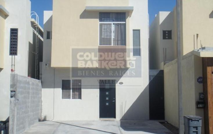 Foto de casa en renta en  , las quintas, reynosa, tamaulipas, 1838426 No. 01