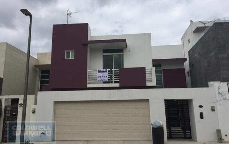 Foto de casa en renta en  , las quintas, reynosa, tamaulipas, 1845954 No. 01