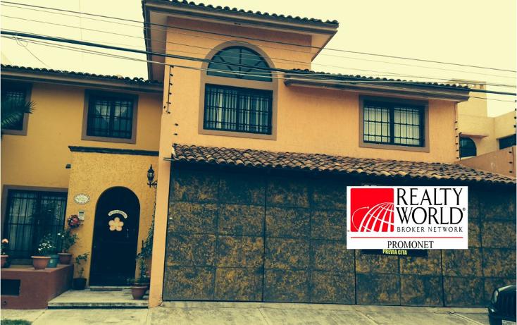Foto de casa en venta en  , las quintas, san pedro cholula, puebla, 1275307 No. 01