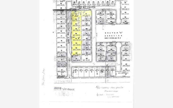 Foto de terreno habitacional en venta en  , las quintas, torreón, coahuila de zaragoza, 400561 No. 07