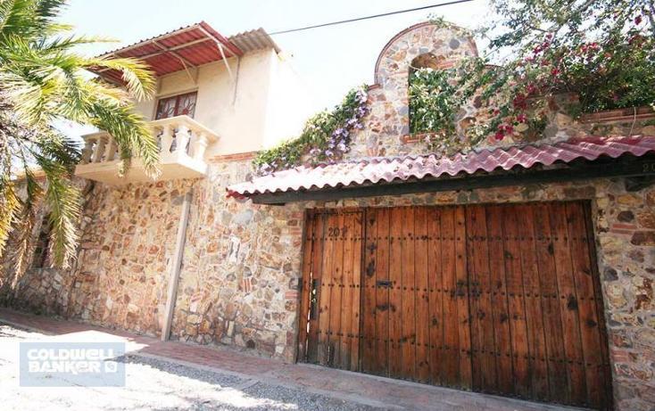 Foto de casa en venta en  201, chapala centro, chapala, jalisco, 1773530 No. 01
