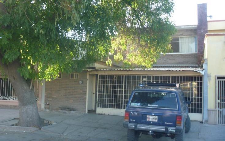 Foto de casa en venta en  , las rosas, gómez palacio, durango, 1534914 No. 01