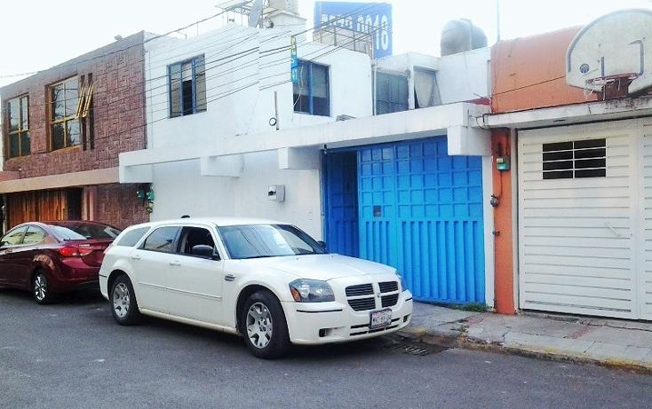 Foto de casa en venta en  , las rosas, tlalnepantla de baz, méxico, 1400677 No. 01