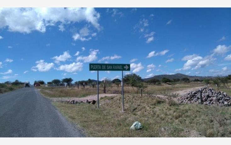 Foto de terreno habitacional en venta en  , las taponas, huimilpan, querétaro, 1571204 No. 01