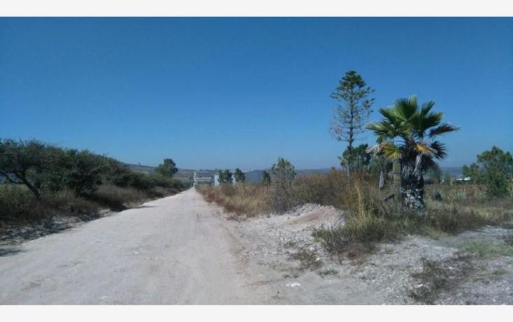 Foto de terreno habitacional en venta en  , las taponas, huimilpan, querétaro, 1571204 No. 02