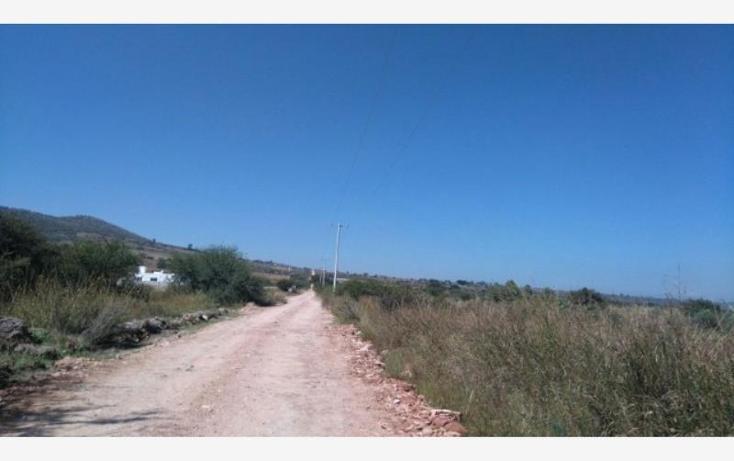 Foto de terreno habitacional en venta en  , las taponas, huimilpan, querétaro, 1571204 No. 03