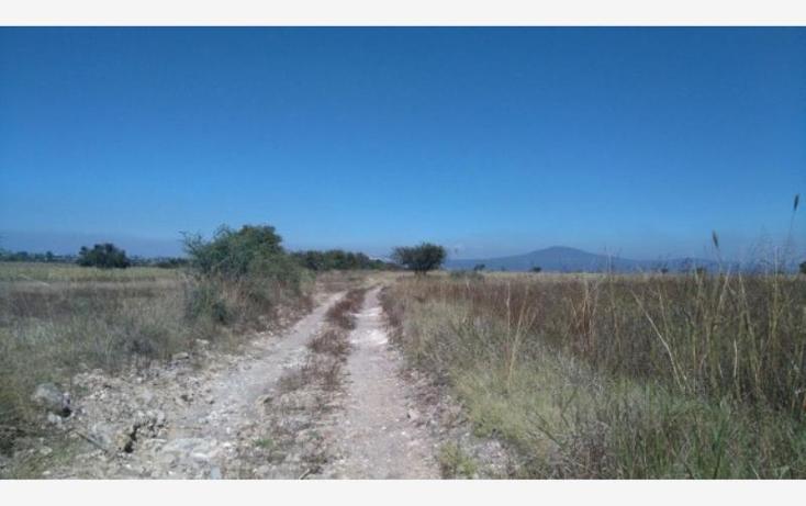 Foto de terreno habitacional en venta en  , las taponas, huimilpan, querétaro, 1571204 No. 08