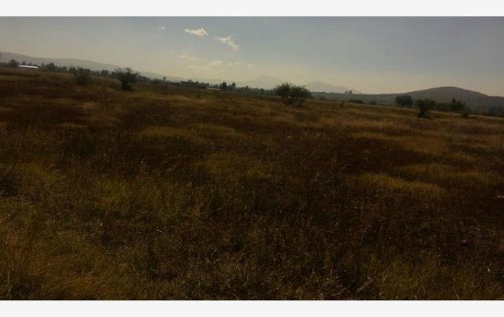 Foto de terreno habitacional en venta en  , las taponas, huimilpan, querétaro, 1571204 No. 10