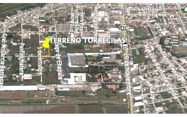 Foto de terreno comercial en venta en, las torrecillas, ocotlán, jalisco, 1718604 no 01