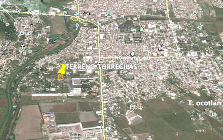 Foto de terreno comercial en venta en  , las torrecillas, ocotl?n, jalisco, 1718604 No. 02