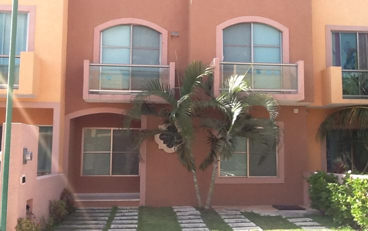 Foto de casa en renta en  , las torres, benito juárez, quintana roo, 1056775 No. 01
