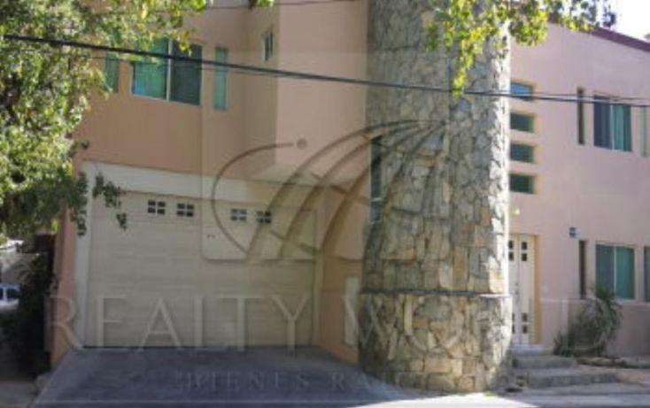 Foto de casa en venta en las torres, las torres, monterrey, nuevo león, 1705294 no 01