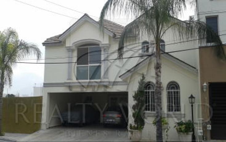 Foto de casa en venta en  , las torres, monterrey, nuevo león, 1070067 No. 01