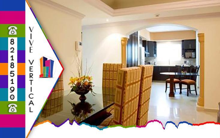Foto de departamento en renta en  , las torres, monterrey, nuevo león, 984687 No. 01