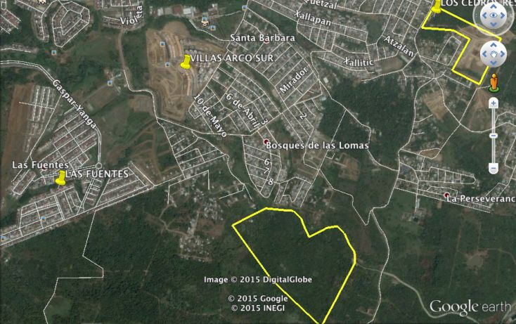 Foto de terreno habitacional en venta en, las torres, xalapa, veracruz, 1207089 no 01