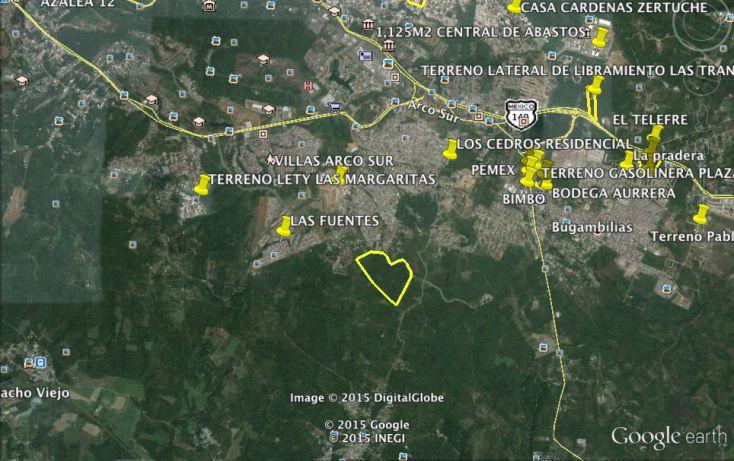 Foto de terreno habitacional en venta en, las torres, xalapa, veracruz, 1207089 no 03