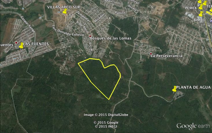 Foto de terreno habitacional en venta en, las torres, xalapa, veracruz, 1207089 no 04