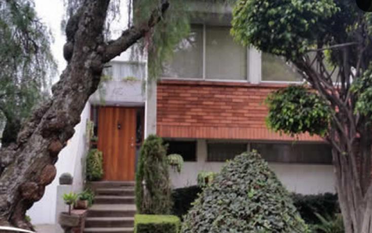 Foto de casa en venta en, las tórtolas, tlalpan, df, 1658967 no 01