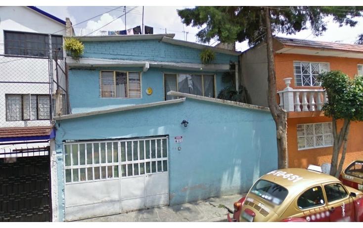 Foto de casa en venta en  , las trancas, azcapotzalco, distrito federal, 1044755 No. 01