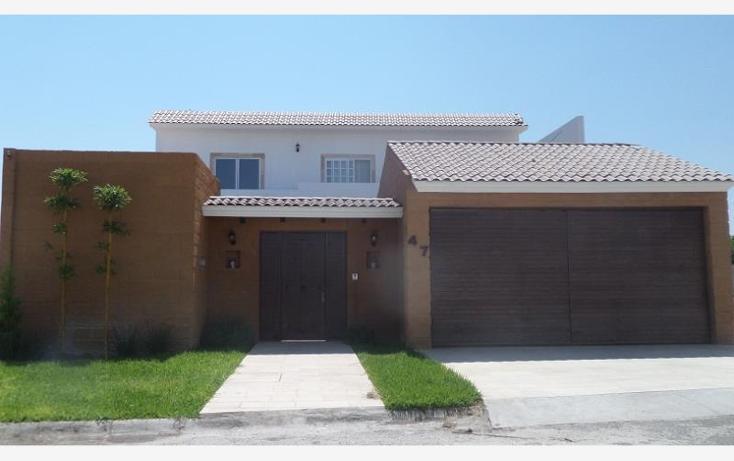 Foto de casa en venta en  , las trojes, torreón, coahuila de zaragoza, 2039430 No. 01