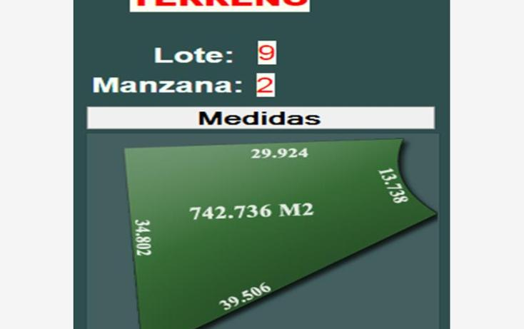 Foto de terreno habitacional en venta en  , las trojes, torreón, coahuila de zaragoza, 2706198 No. 03