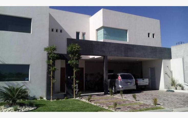 Foto de casa en venta en  , las trojes, torre?n, coahuila de zaragoza, 403615 No. 01