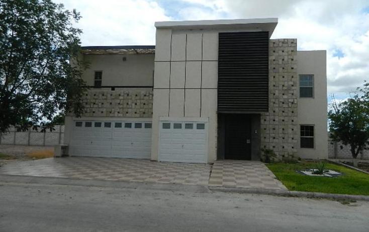 Foto de casa en venta en  , las trojes, torreón, coahuila de zaragoza, 619177 No. 01