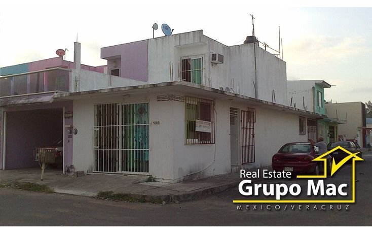 Foto de casa en venta en  , las vegas ii, boca del río, veracruz de ignacio de la llave, 1417759 No. 01